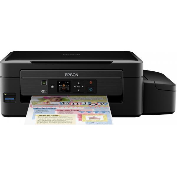Epson EcoTank ET-2550 5760 x 1440DPI Ad inchiostro A4 Wi-Fi multifunzione 8715946552477 C11CE91402 10_235K727