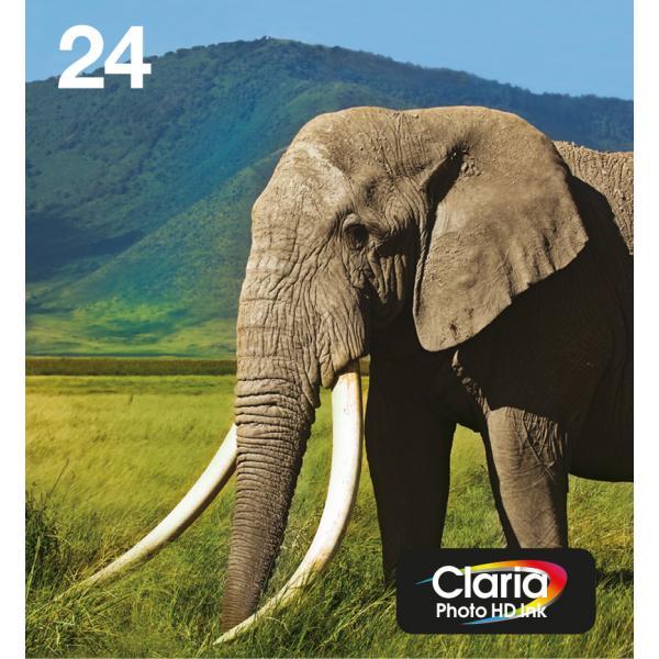 Epson C13T24284510 29.1ml Ciano, Magenta chiaro, Nero, Giallo, Ciano chiaro inchiostro per stampa e disegno  C13T24284510 TP2_C13T24284510