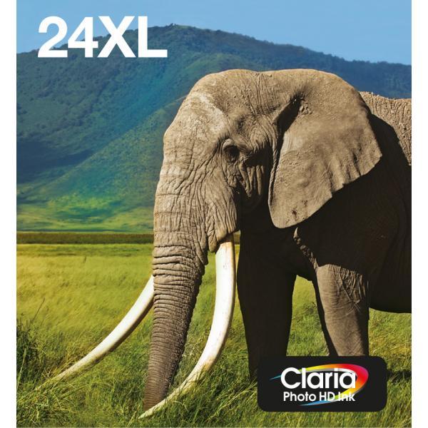 Epson C13T24384510 55.7ml Ciano, Magenta chiaro, Nero, Giallo, Ciano chiaro inchiostro per stampa e disegno  C13T24384510 TP2_C13T24384510