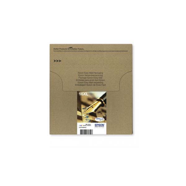 Epson C13T16364510 32.4ml Ciano, Nero, Giallo inchiostro per stampa e disegno  C13T16364510 TP2_C13T16364510