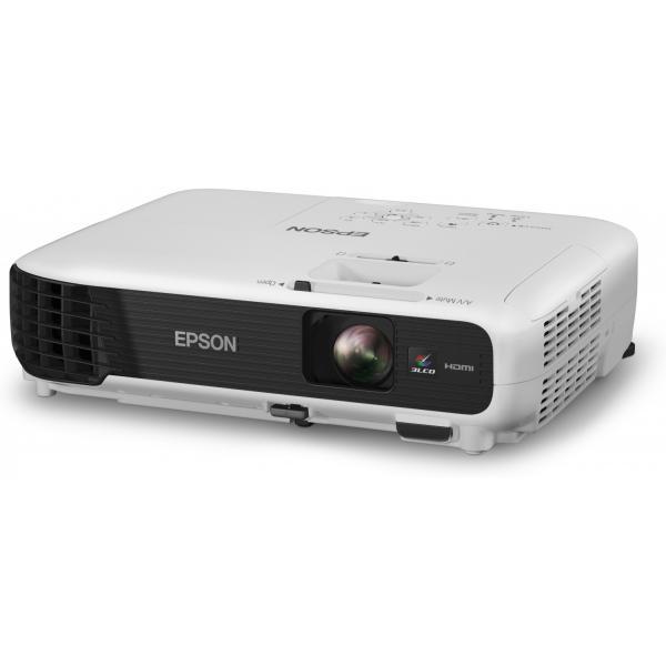 Epson EB-W04 Proiettore portatile 3000ANSI lumen 3LCD WXGA (1280x800) Bianco videoproiettore 8715946552293 V11H718040 14_V11H718040