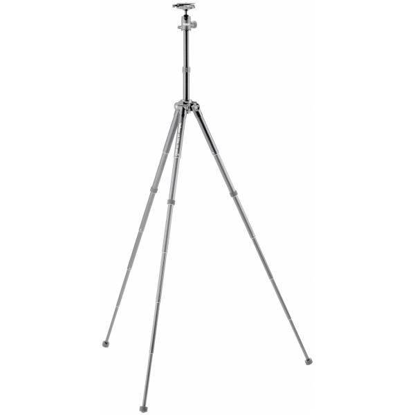 Velbon Ultra TR 663D treppiede Fotocamere digitali/film 3 gamba/gambe Nero