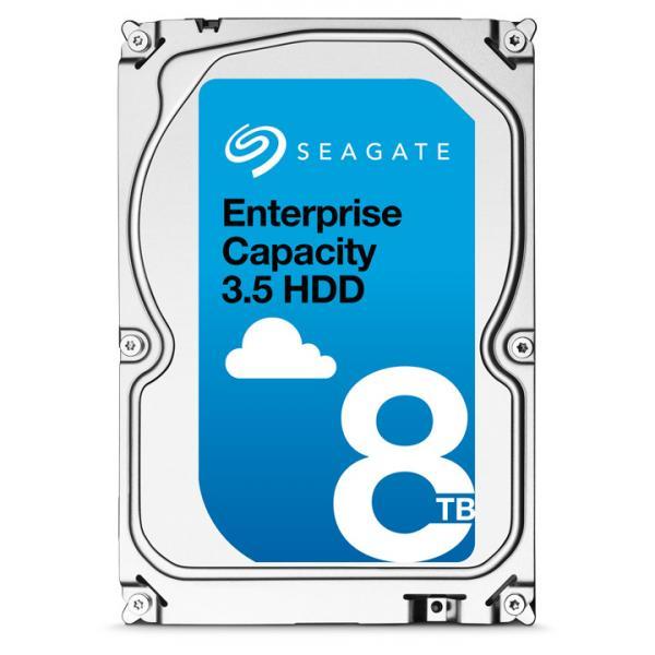 Hard Disk Interno Exos E Capacità 8TB 3.5