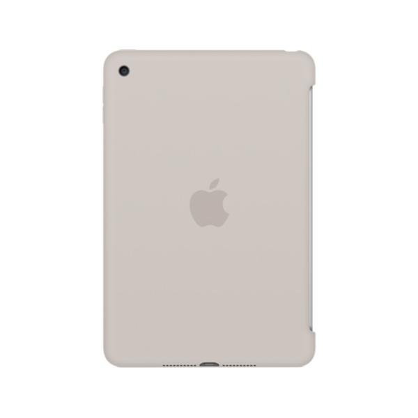 Apple Custodia in silicone per iPad mini 4 - Tortora 0888462385893 MKLP2ZM/A TP2_MKLP2ZM/A
