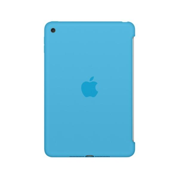 Apple Custodia in silicone per iPad mini 4 - Azzurro 0888462654913 MLD32ZM/A TP2_MLD32ZM/A