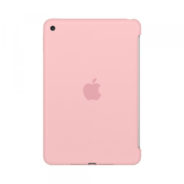 Apple Custodia in silicone per iPad mini 4 - Rosa 0888462654999 MLD52ZM/A TP2_MLD52ZM/A