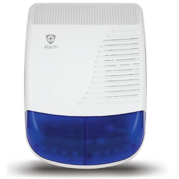 Atlantis Land A13-A750-EXSN Wireless siren Esterno Bianco sirena 8026974001456 A13-A750-EXSN 10_R290810