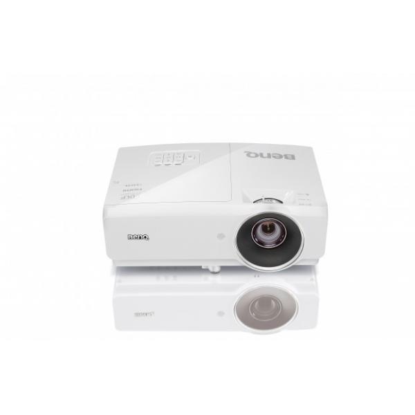 Benq MH741 Proiettore desktop 4000ANSI lumen DLP 1080p (1920x1080) Compatibilità 3D Bianco videoproiettore 4718755060441 9H.JEA77.24E 10_M352782