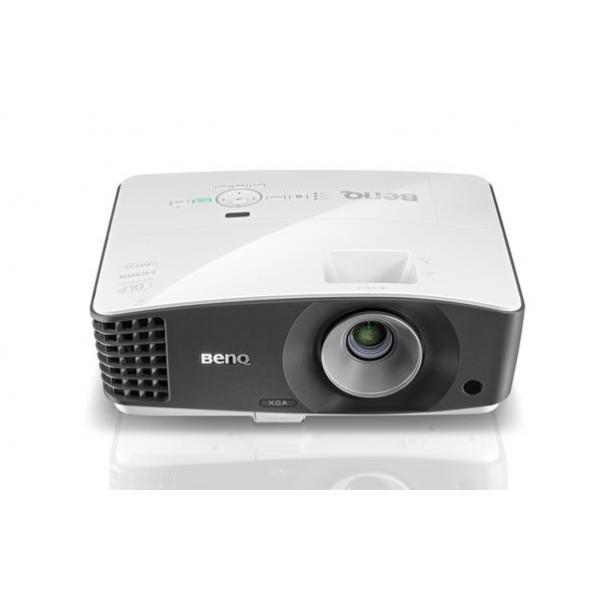 Benq MX704 4000ANSI lumen DLP XGA (1024x768) Compatibilità 3D Nero, Bianco videoproiettore 4718755053375 9H.JCJ77.13E 10_M352778 4718755053375 9H.JCJ77.13E