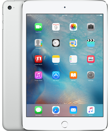 Apple iPad 128GB Wi-Fi + 4G 128GB 3G 4G Argento tablet 0888462376327 MK772TY/A 08_MK772TY/A