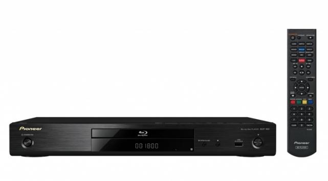 Pioneer BDP-180 Lettore Blu-Ray 5.1 Compatibilità 3D Nero 4988028301001 BDP-180-K TP2_BDP-180-K