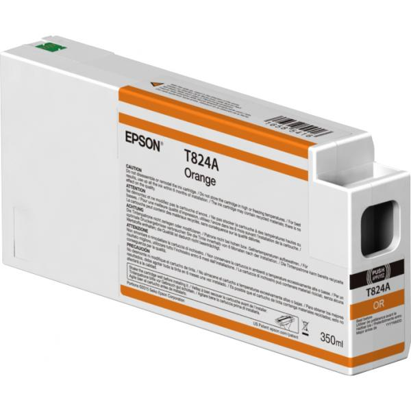Epson C13T824A00 350ml Arancione cartuccia d'inchiostro  C13T824A00 TP2_C13T824A00