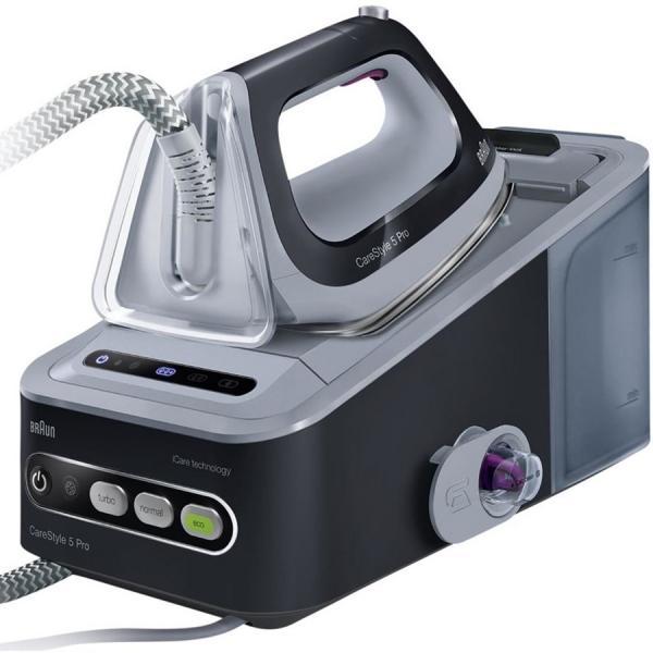 Braun CareStyle 5 Pro IS 5056 2400W 1.4L Nero, Grigio  0128781607 TP2_0128781607