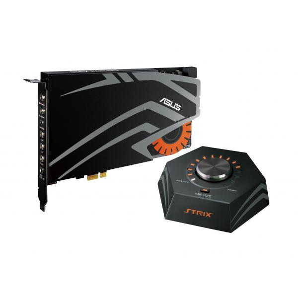 ASUS STRIX RAID PRO Interno 7.1canali PCI-E 4712900005967 90YB00I0-M1UA00 TP2_STRIX-RAID-PRO