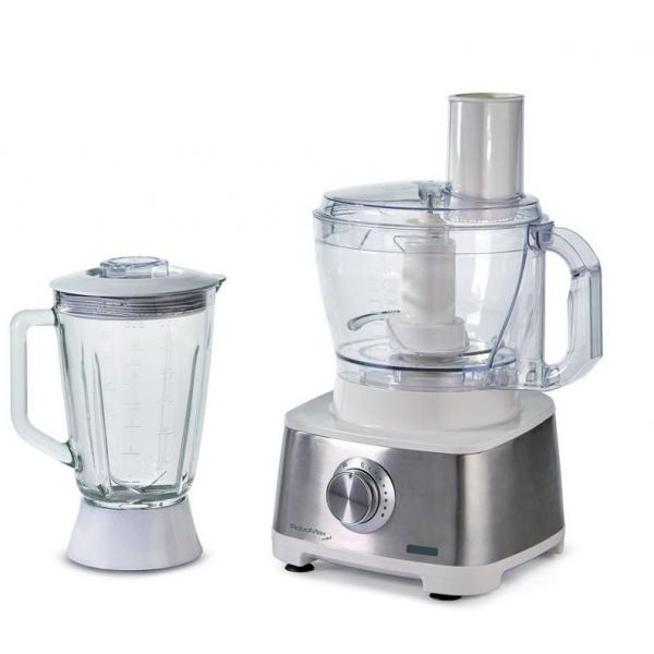 Ariete Robomax Metal 1000W 1L Argento robot da cucina 8003705112865 1783 TP2_1783