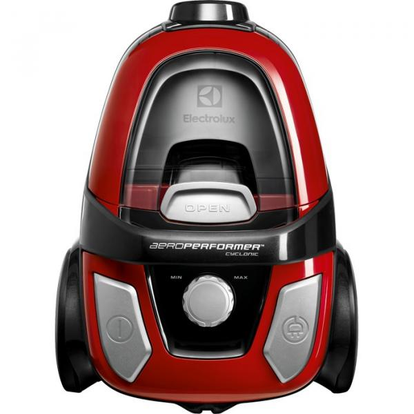 Electrolux Z9910EL A cilindro 1.1L 800W Nero, Rosso 7332543452347 900258103 TP2_900258103