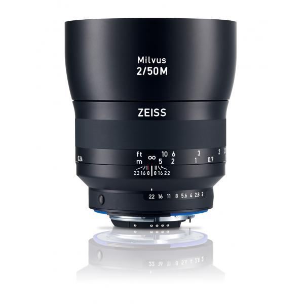 Carl Zeiss Milvus ZF 2/50mm (Nikon)- 12/15gg Lavorativi (da Ordinare)