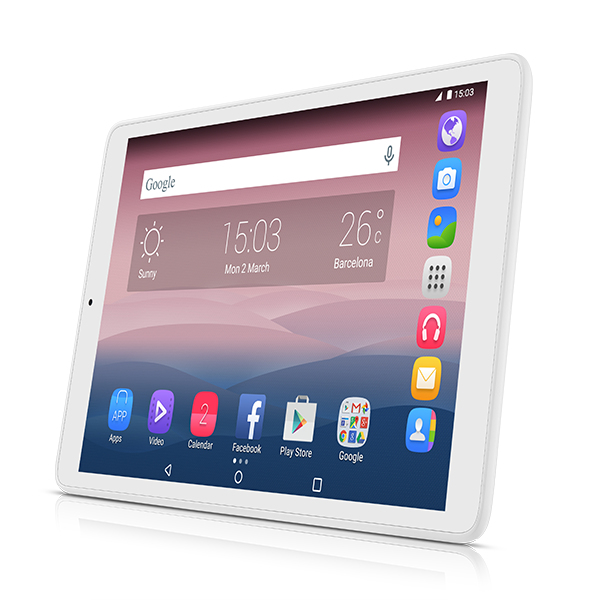 Alcatel One Touch PIXI 3 (10) 8GB Bianco tablet 4894461320328 8079-2BALWE1 TP2_8079-2BALWE1