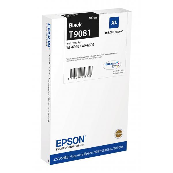 Epson Epson Tanica Nero cartuccia d'inchiostro