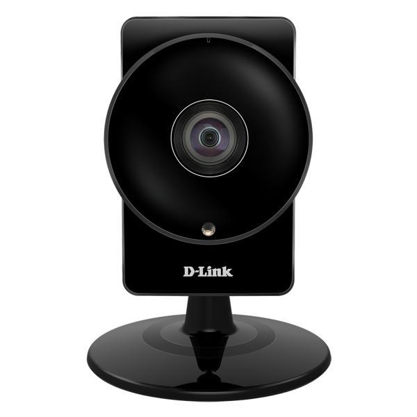 D-Link D-Link DCS-960L Interno Nero telecamera di sorveglianza