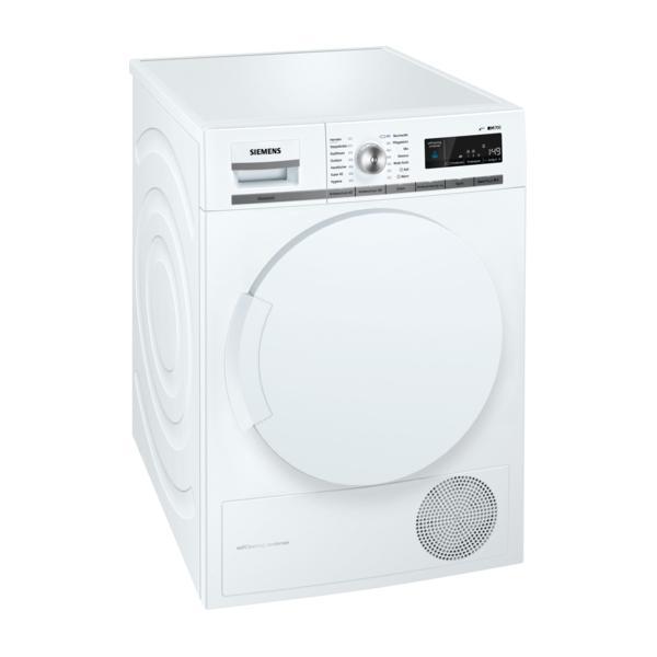 Siemens WT44W5W0 Libera installazione Carica frontale 8kg A+++ Bianco asciugatrice 4242003748435 WT44W5W0 04_90627208