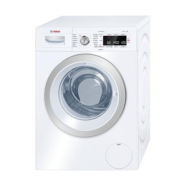 Bosch Serie 8 WAW28570 Libera installazione Caricamento frontale 8kg 1400Giri/min A+++ Bianco lavatrice 4242002916408 WAW28570 04_90616685