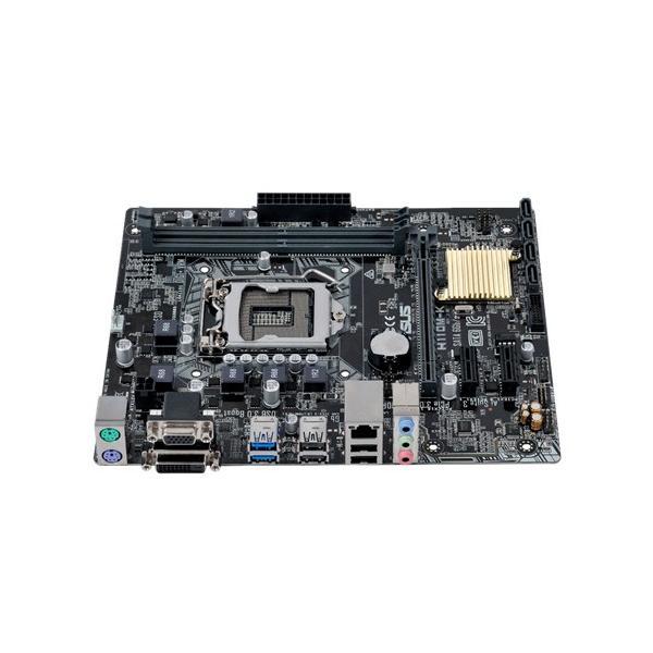 ASUS H110M-K Intel H110 LGA 1151 (Socket H4) Micro ATX scheda madre 4712900263374 90MB0PH0-M0EAY0 03_90MB0PH0-M0EA