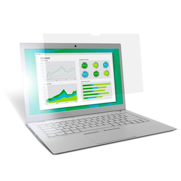 3M Filtro antiriflesso per laptop widescreen da 17,3