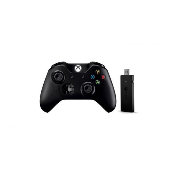 Microsoft NG6-00004 Gamepad Xbox One Nero periferica di gioco 0885370944228 NG6-00004 TP2_NG6-00004