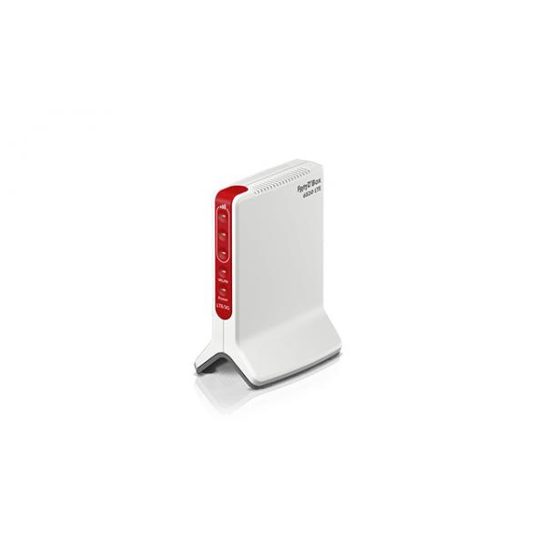 AVM FRITZ!Box 6820 LTE Gigabit Ethernet 3G 4G Rosso, Bianco router wireless 4023125027277 20002727 10_7651134