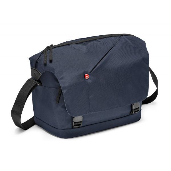 Manfrotto NX Messenger borsa blu MB NX-M-IBU