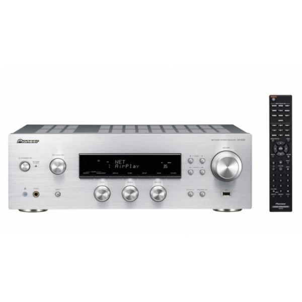 Pioneer SX-N30 85W 2.0canali Stereo Argento ricevitore AV 4573211150087 SX-N30-S 08_SX-N30-S