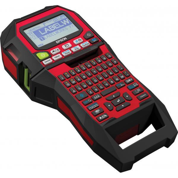 Epson LabelWorks LW-Z900FK Qwerty Trasferimento termico 360 x 360DPI stampante per etichette (CD) 8715946605944 C51CE51110 08_C51CE51110