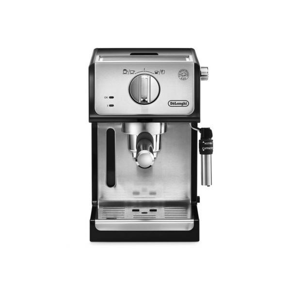 DeLonghi ECP 35.31 Libera installazione Semi-automatica Macchina per espresso 1.1L 2tazze Nero, Metallico macchina per caffè 8004399329362 0132104159 TP2_0132104159