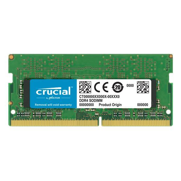 16GB Crucial DDR4-2400 CL 17 SO-DIMM RAM Speicher