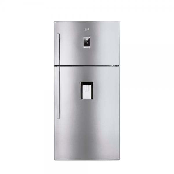 Beko DN162232DJIZX Libera installazione 507L A++ Acciaio inossidabile frigorifero con congelatore  DN162232DJIZX TP2_DN162232DJIZX