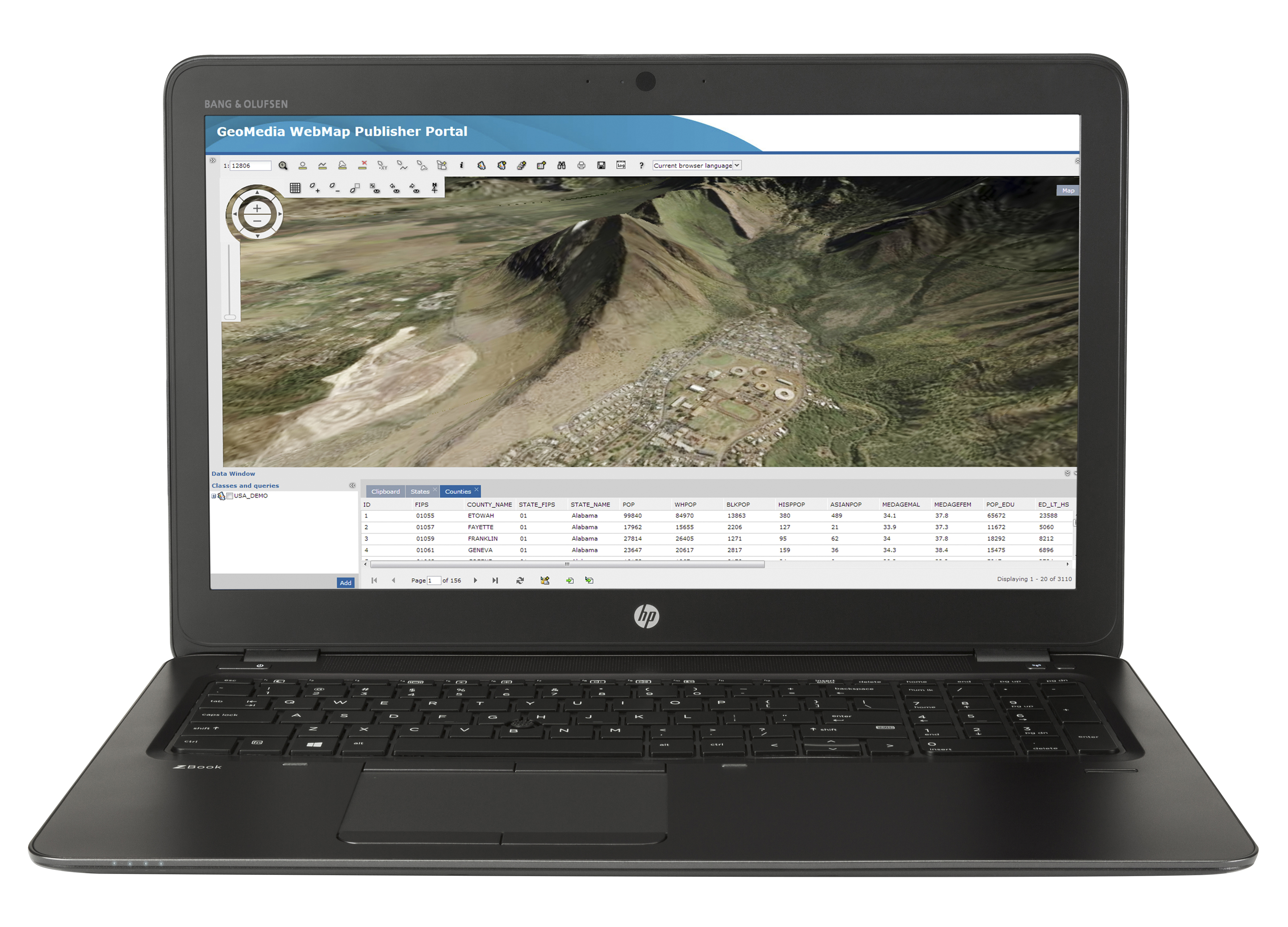 HP ZBook 15u G3 Mobile Workstation 0889899049976 T7W12ET 10_2M3V969