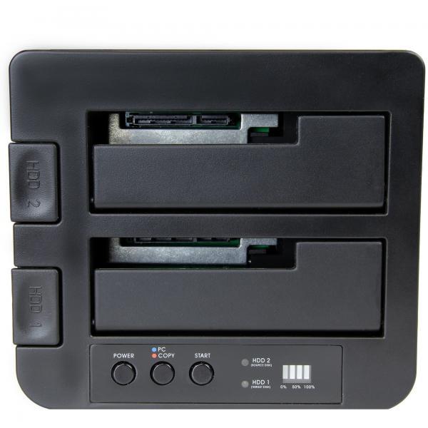 Startech SDOCK2U313R DOCK DUPLICATORE USB 3.1 SSD