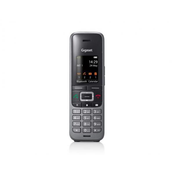 Bintec-elmeg D131 Telefono DECT Grafite Identificatore di chiamata