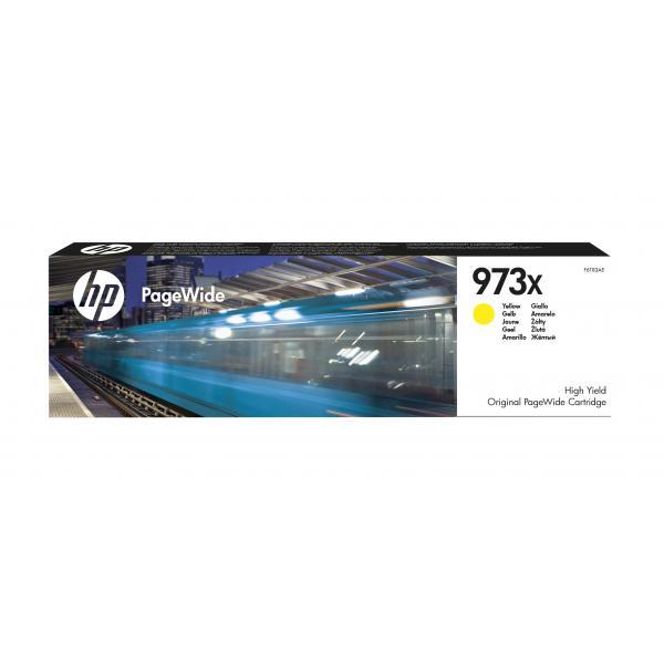 HP HP Cartuccia giallo ad alta capacità originale 973X PageWide