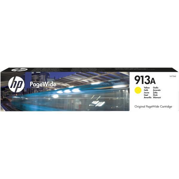 HP Cartuccia giallo originale 913A PageWide 0889296544647 F6T79AE COM_48611