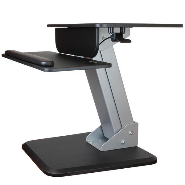 StarTech.com Postazione di lavoro Sit-Stand ergonomica - Altezza regolabile 0065030863445 ARMSTS 10_V933647