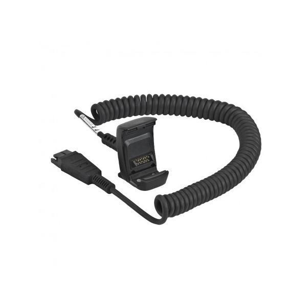 Zebra CBL-TC8X-AUDQD-01 accessorio per cuffia  CBL-TC8X-AUDQD-01 03_CBL-TC8X