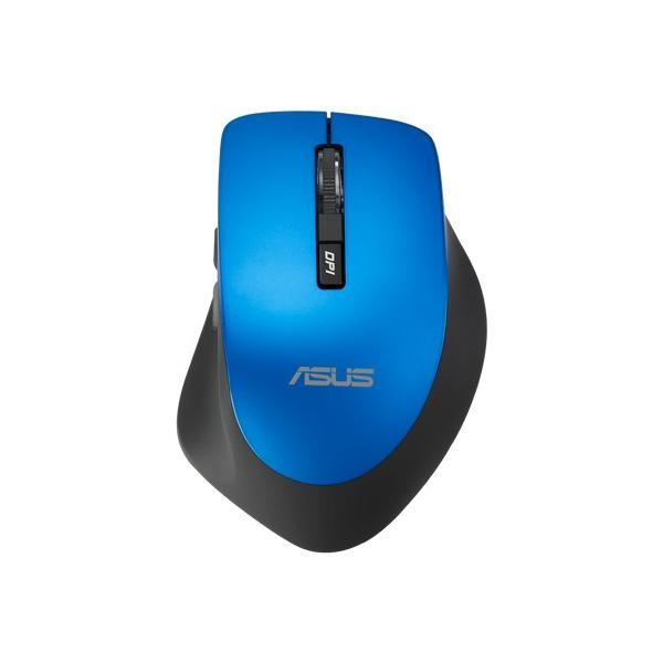 ASUS WT425 RF Wireless Ottico 1600DPI Mano destra Nero, Blu mouse 4712900173116 90XB0280-BMU040 10_B99W827