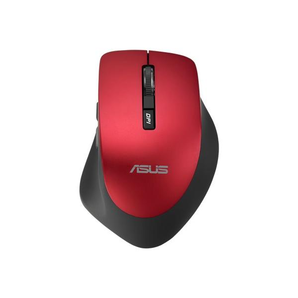 ASUS WT425 USB Ottico 1600DPI Mano destra Rosso mouse 4716659934035 90XB0280-BMU030 10_B99W830
