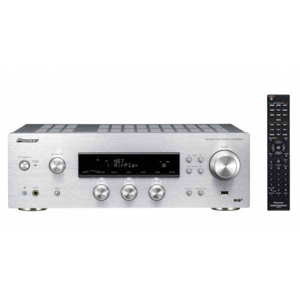 Pioneer SX-N30DAB-S 85W Surround Argento ricevitore AV 4573211150063 SX-N30DAB-S 08_SX-N30DAB-S