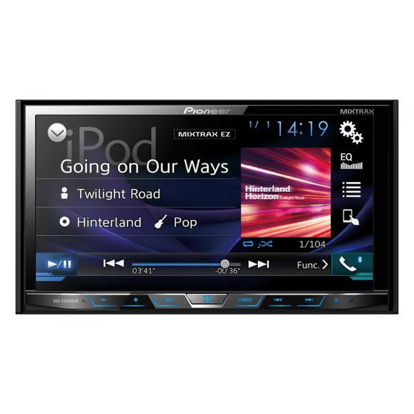 Pioneer AVH-X5800DAB 200W Bluetooth Nero autoradio 4988028313516 AVH-X5800DAB 08_AVH-X5800DAB
