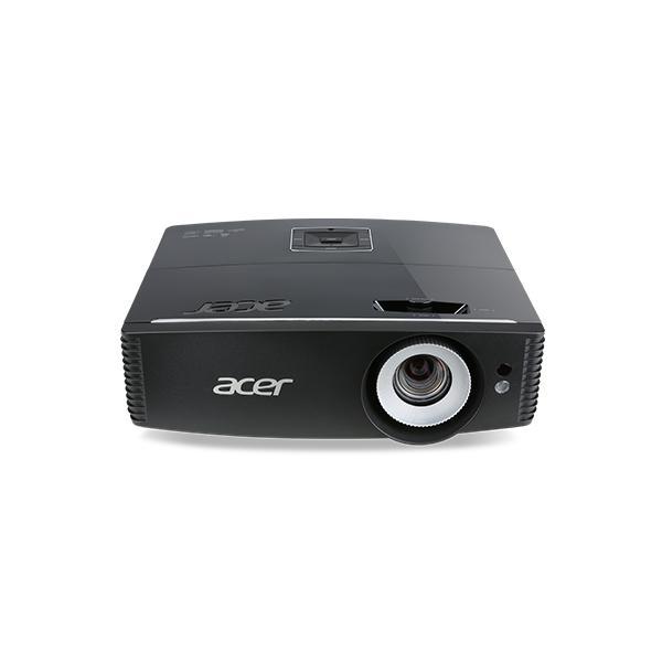 Acer Large Venue P6600 videoproiettore 5000 ANSI lumen DLP WUXGA (1920x1200) Compatibilità 3D Proiettore da soffitto Nero