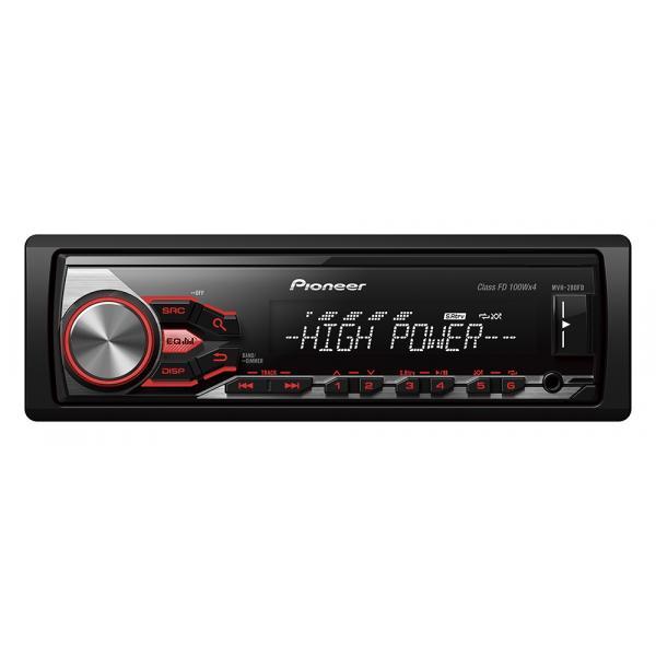 Pioneer MVH-280FD 400W Nero autoradio 4988028310096 MVH-280FD TP2_MVH-280FD
