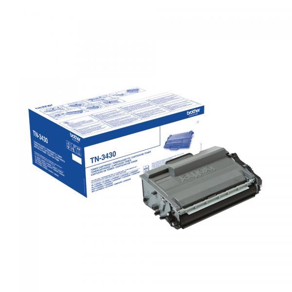 Brother TN-3430 Laser cartridge 3000pagine Nero cartuccia toner e laser 4977766755641 TN3430 COM_60531